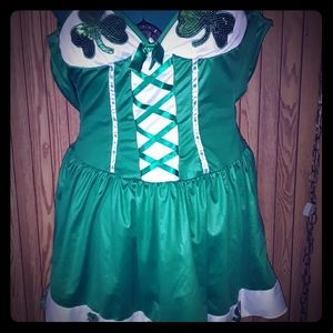 St. Patrick's Day Costume